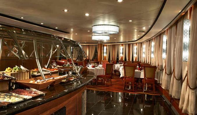 Imagen del Restaurante Moderno del barco Norwegian Star