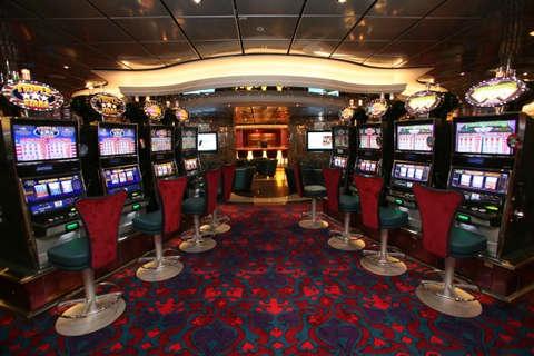 Imagen del Casino del barco Oasis of the Seas