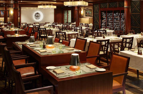 Imagen del Coastal Kitchen del barco Oasis of the Seas