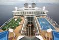 Imagen de la Cubierta del barco Oasis of the Seas