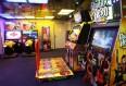 Imagen de la Sala de Video Juegos del barco Oasis of the Seas