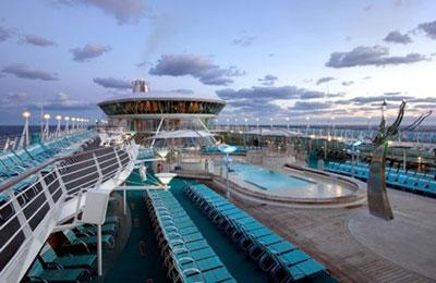 Imagen de la Cubierta  del barco Vision of the Seas