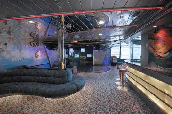 Imagen de la Discoteca del barco Vision of the Seas