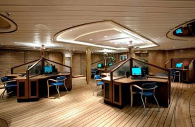 Imagen del Punto de Internet del barco Vision of the Seas