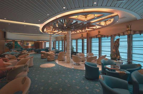 Imagen de un Salón del barco Vision of the Seas