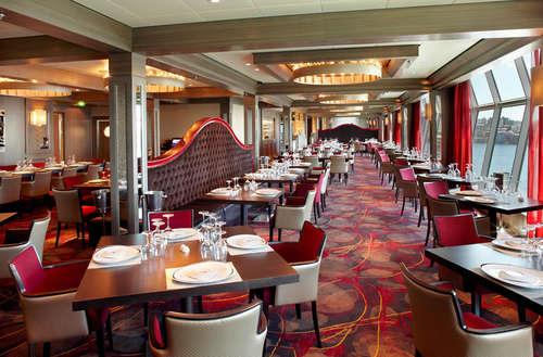 Imagen del Restaurante Chops Grille del barco Voyager of the Seas