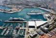 Vista de la terminal de cruceros de A Coruña