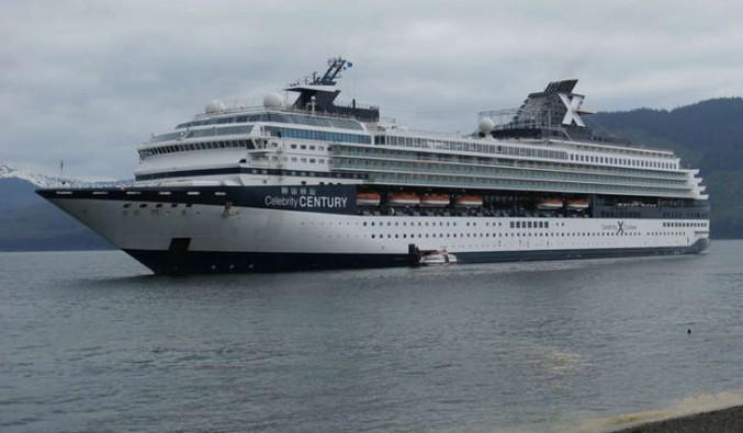 barco Celebrity Century de la naviera Celebrity Cruises
