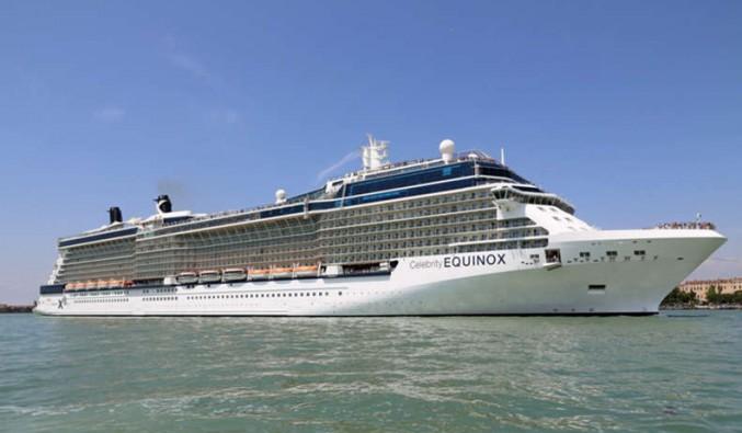 Barco Celebrity Equinox de la naviera Celebrity Cruises