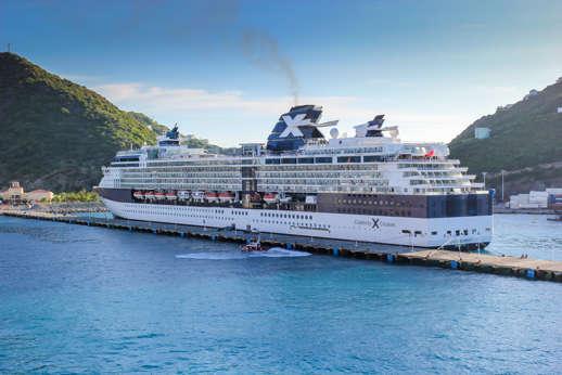 Barco Celebrity Summit de la naviera Celebrity Cruises
