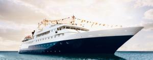 Barco Celebrity Xpedition de la naviera Celebrity Cruises