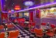 Imagen del restaurante Cadillac del barco Pride of America de la Naviera Norwegian
