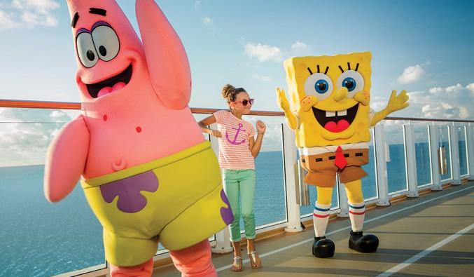 Imagen de entretenimiento para niños a bordo de un crucero de Norwegian Cruise Line
