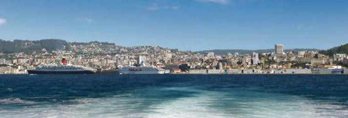 Qu visitar en el puerto de cruceros de vigo - Puerto de vigo cruceros ...