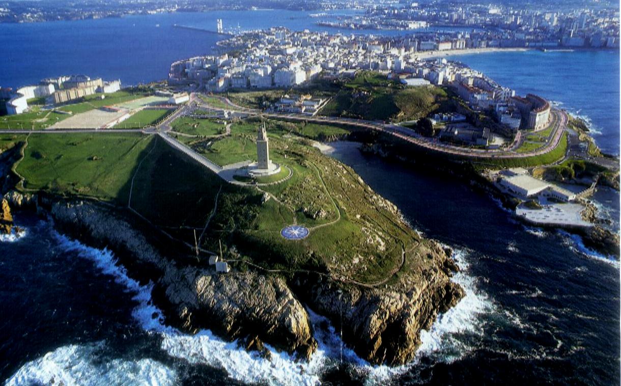 visitando interracial salida en La Coruña