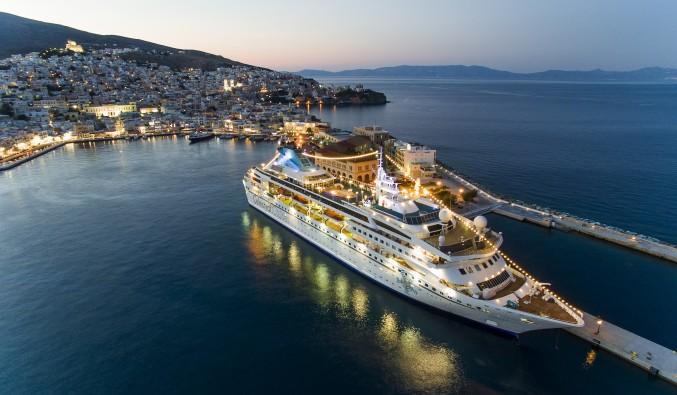 barco Celestyal Nefeli de Celestyal Cruises