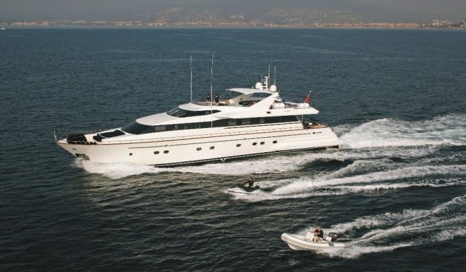 Imagen del yate Monte Carlo de Variety Cruises