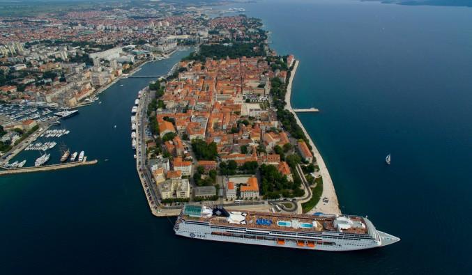 puerto-de-cruceros-zadar-croacia-Zadar - Old Town