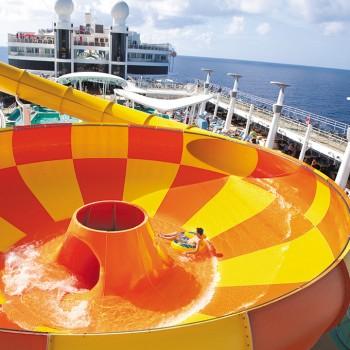 Imagen de Aquapark Norwegian Cruise Line