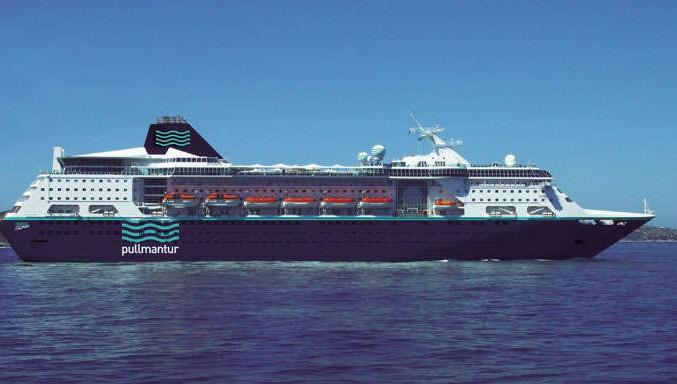 Barco Empress de Pullmantur Cruceros