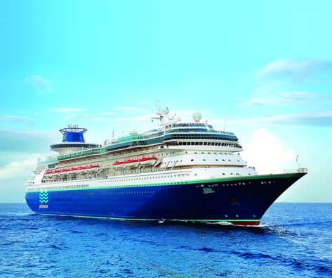Barco de cruceros Monarch de Pullmantur