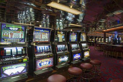 Imagen del Casino del Barco Monarch de Pullmantur