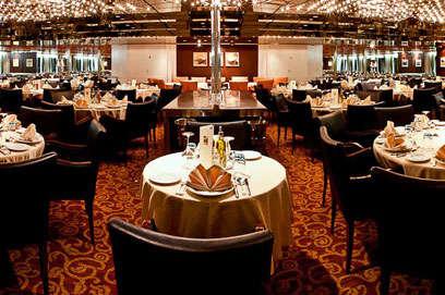 Imagen del Restaurante Caravelle del Barco Zenith de Pullmantur