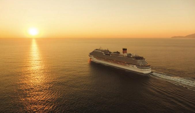Costa Cruceros naviera