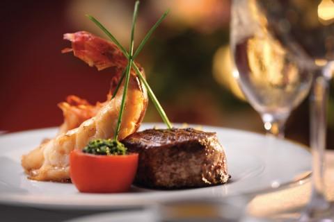 Imagen de la Gastronomía a bordo de un barco de Norwegian Cruise Line