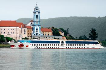 Naviera de cruceros Arosa Cruises