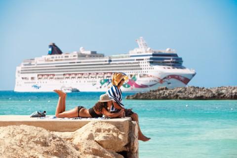 Imagen de un barco de Norwegian Cruise Line