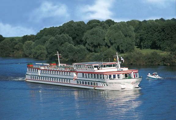 Barco de la naviera Politours