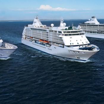 Barco de la naviera Regent Seven Seas Cruises