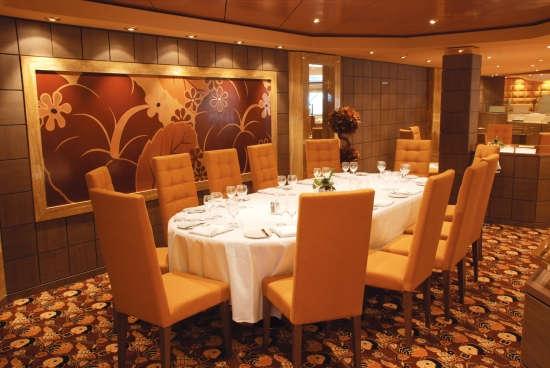Imagen del Restaurante L' Ibiscus del Msc Orchestra