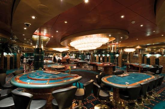 Imagen del Casino del Msc Orchestra