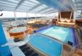 Imagen de la Piscina cubierta del barco Quantum of the Seas