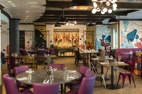 Imagen del Restaurante Jamies del barco Quantum of the Seas