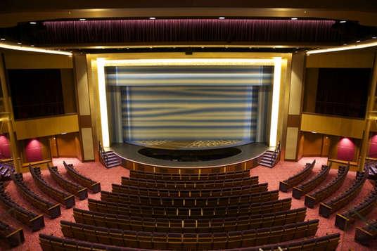 Imagen del Teatro Royale del barco Quantum of the Seas