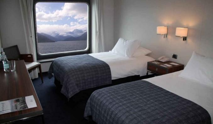 Imagen de un Camarote A Twin del barco Stella Australis