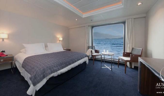 Imagen de un Camarote AAA Superior del barco Stella Australis