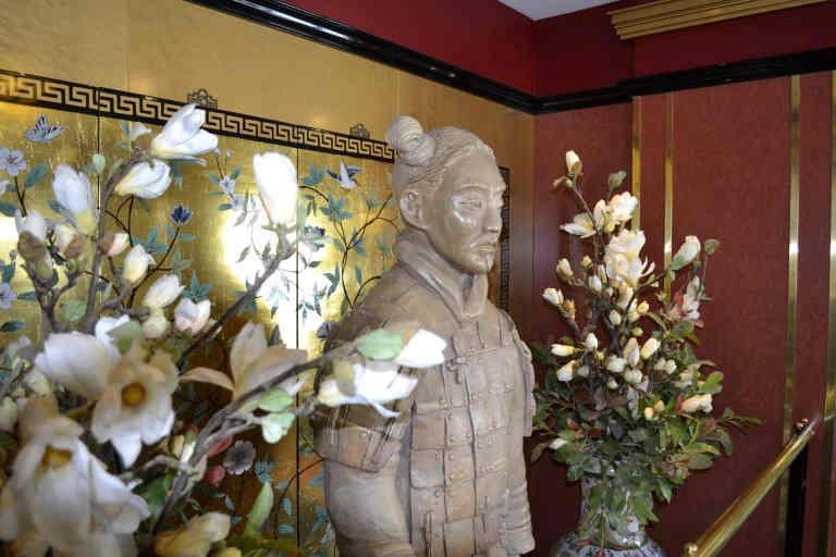 10 raisons de choisir le Norwegian Spirit pour faire une croisière : ses détails décoratifs d'inspiration asiatique
