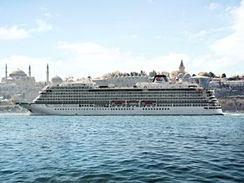 Barco de la naviera Viking Cruises