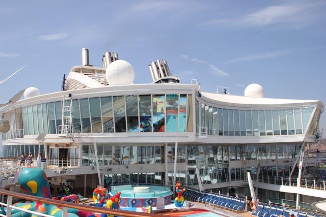 El Allure of the Seas cuenta con una variada y atractiva oferta de ocio para los más pequeños