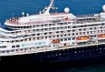 Barco ms Prinsendam de Holland America Line