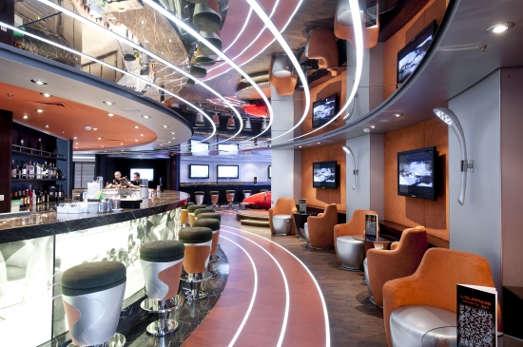 Imagen del L'Olimpiade Bar del barco MSC Magnifica