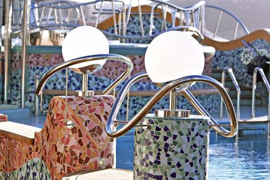 Imagen del Lido Catalano del barco MSC Fantasia