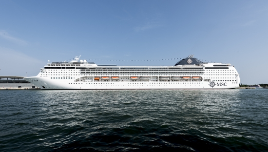 Barco Msc Opera de MSC Cruceros