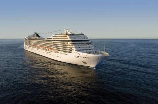 Barco Msc Poesia de MSC Cruceros