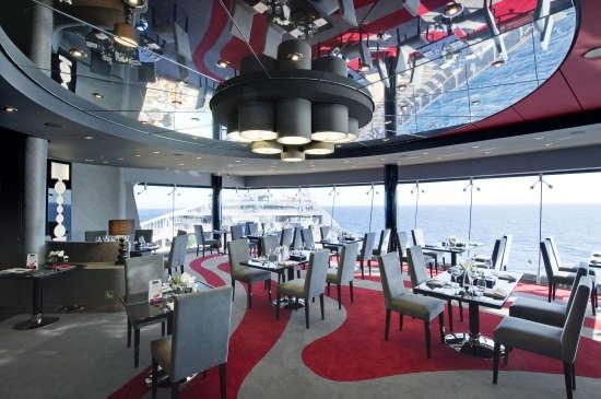 Imagen del Restaurante Galaxy del barco MSC Divina