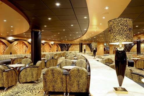Imagen del Tiger Bar del barco MSC Magnifica